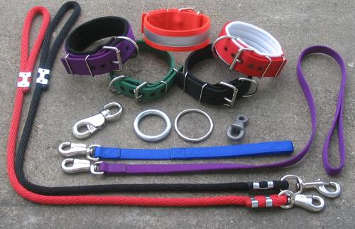 Bulldog Supply Company, Pitbull collars, leads, leashes, and